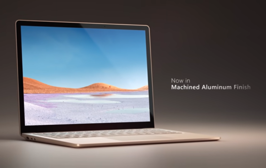 Microsoft Surface Laptop 4 Prices, Release Date Leaked